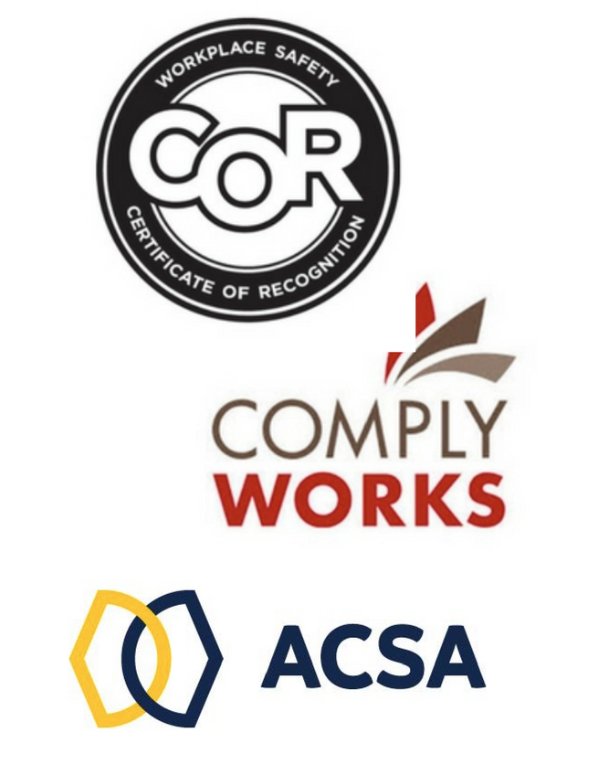DDC contracting safety logos